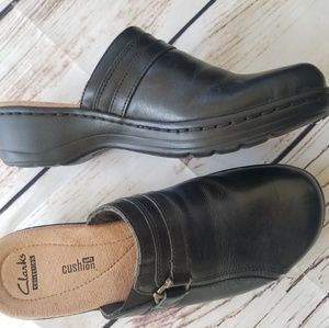 Clarks Collection Hayla Marina Comfort Clogs